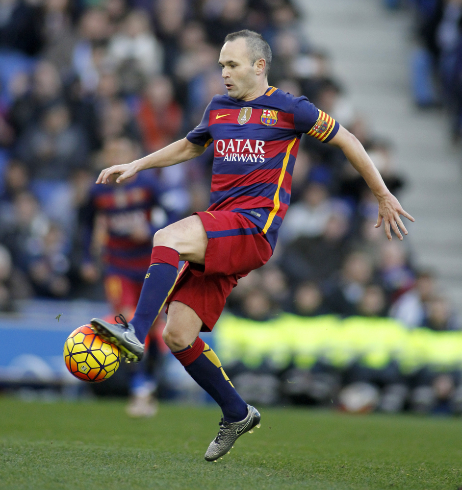 End Of An Era At Barcelona With Andres Iniesta Set To Leave The Club