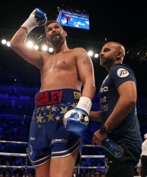 Tony Bellew Chats To Us About His Predictions For The Weekend Ahead