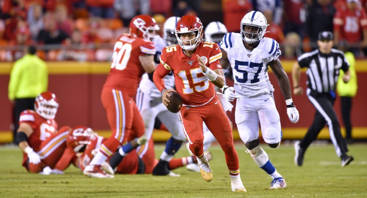 Chiefs Lose To The Colts 19 13