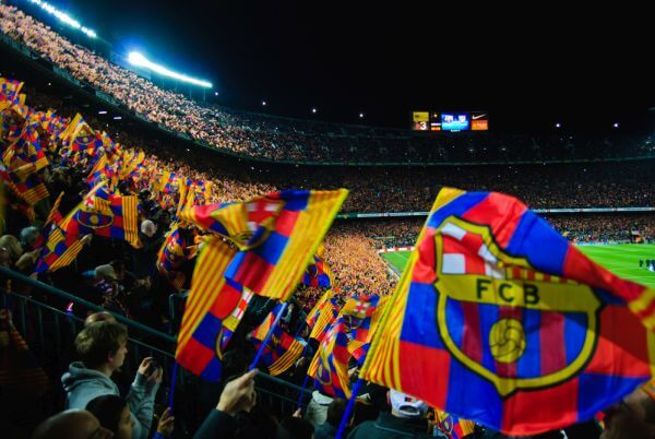 Lionel Messi Saves Barcelona Again