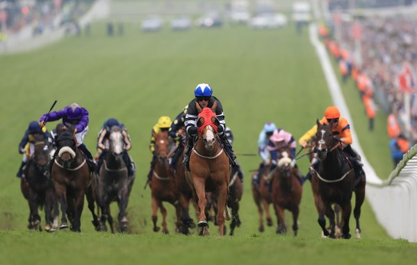 Doncaster Gets Ready For St Leger- Horse Racing